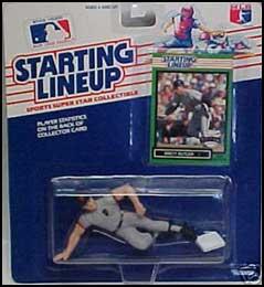 Brett Butler Giants 1989 Starting Lineup Figure