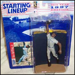 Figurine 1998  KEN GRIFFEY JR SLU Seattle Mar. Loose - Starting Lineup