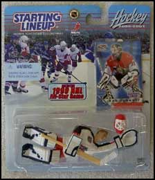 Ron Tugnutt | 2000 NHL Hockey | Starting Lineup Figures
