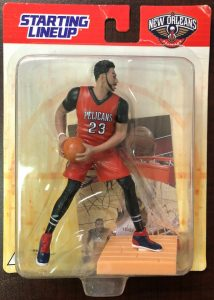 Anthony Davis Starting Lineup Figure